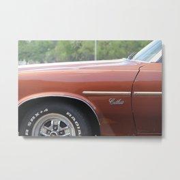 Cutlass Metal Print