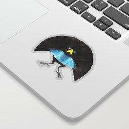 Bird no. 360: Hunky Vogelkop Sticker