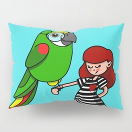 MY BEST FRIEND PEDRO Pillow Sham