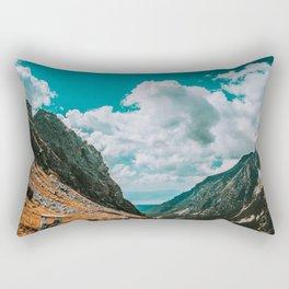 Slovak High Tatras Rectangular Pillow