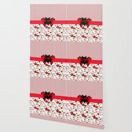 Chirstmas Stockings Wallpaper