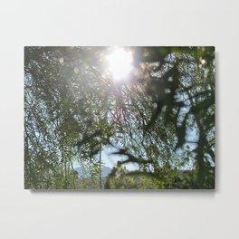 Breathless Metal Print