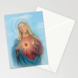 Our Lady Mary Berry Stationery Cards