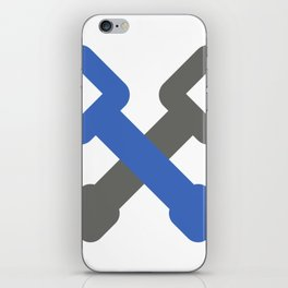 wrench iPhone Skin