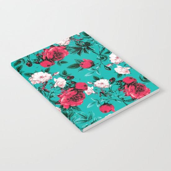 RPE FLORAL VII Notebook