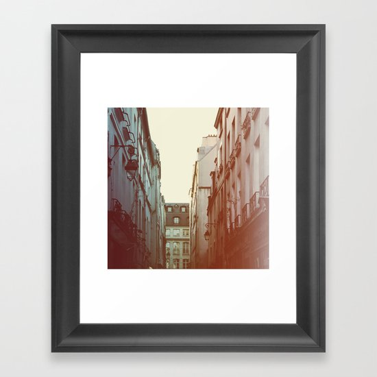 Lamplight Framed Art Print