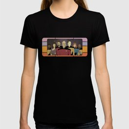 Star Trek: The Next Generation Crew T-shirt