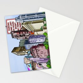 BUILDING SERIES 2 Stationery Cards