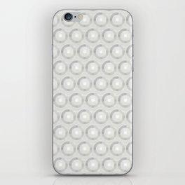 Dots #3 iPhone Skin