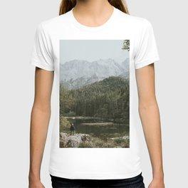 Mountain lake vibes II - Landscape Photography T-shirt