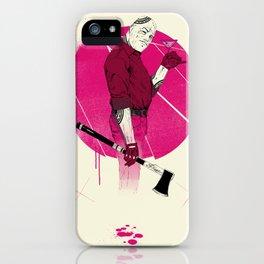 Mr Spiv iPhone Case