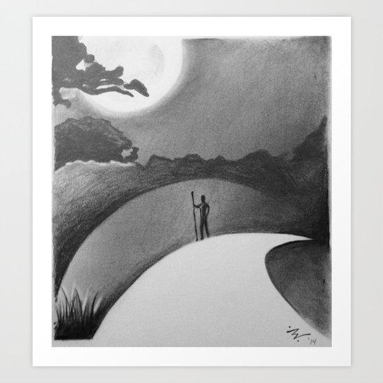 Our Path Art Print