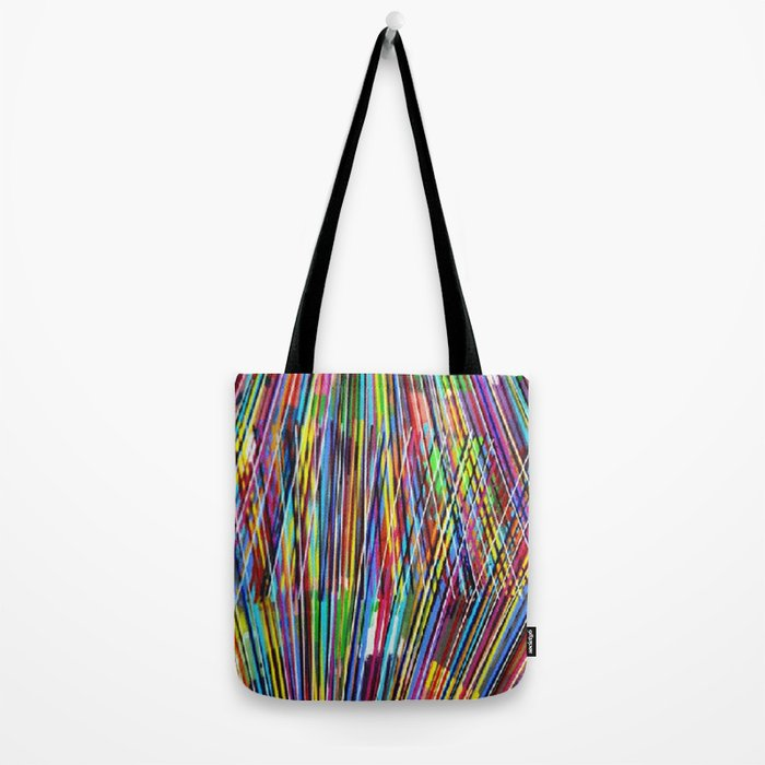 Pattern Colors #society6  #decor #buyart Tote Bag