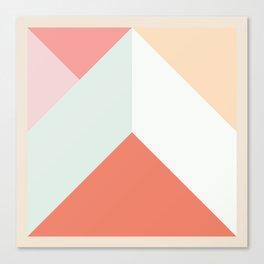 Ultra Geometric II Canvas Print