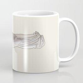 The Bride Fashion Illustration Coffee Mug