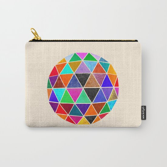 Geodesic 3 Carry-All Pouch
