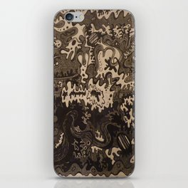 The Great Divide United iPhone Skin