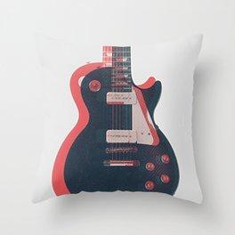 Rock! 01 Throw Pillow
