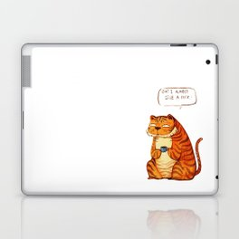 Mr Tiger Laptop & iPad Skin
