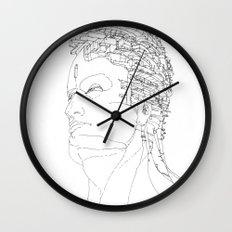 Ritratto di Fantasia Wall Clock