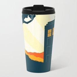 Tardis Travel Travel Mug