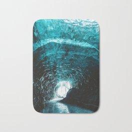 Ice Tunnel (Color) Bath Mat