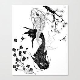 Perfectly Unbalanced Canvas Print