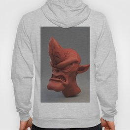 Cobold creature sculpt (red material) Hoody