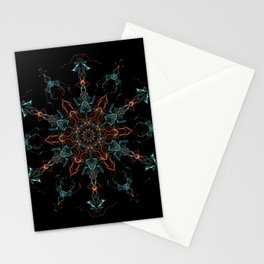 Metatron Vibes Mandala Stationery Cards