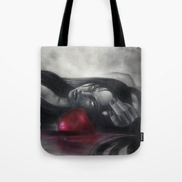 fictive seduction Tote Bag