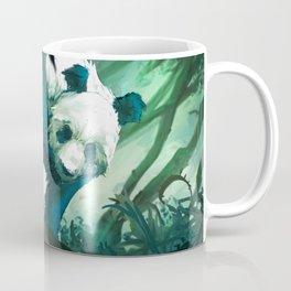 The Lurking Panda Coffee Mug