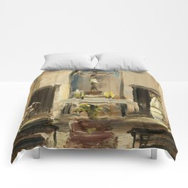 Private Chapel Comforters