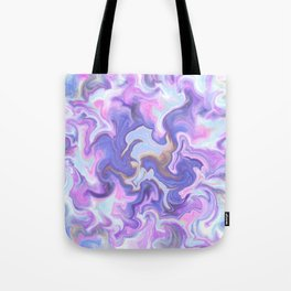 Cloudswirl Tote Bag