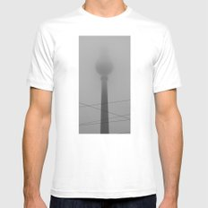 Fade to Grey (Berlin) Mens Fitted Tee White MEDIUM