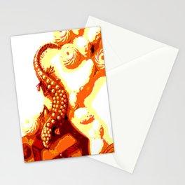 Vintage Salamander Stationery Cards