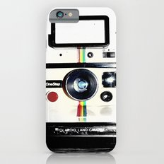 Shake it like a Polaroid picture iPhone 6 Slim Case