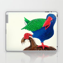 Takahe nest Laptop & iPad Skin