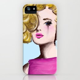 The Blonde iPhone Case