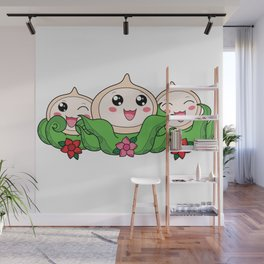 Happymaris! Wall Mural