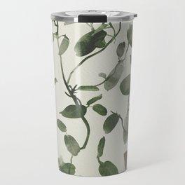 Hoya Carnosa / Porcelainflower Travel Mug