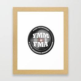 Fort McMurray Film Makers Association Framed Art Print