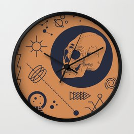 37 Latitude Wall Clock