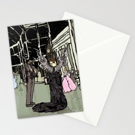 News Years Eve in London Stationery Cards
