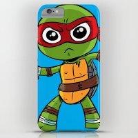 TMNT Raphael Slim Case iPhone 6 Plus