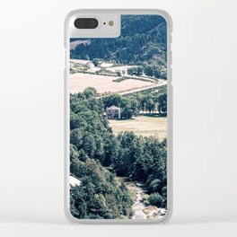 Country Home Clear iPhone Case