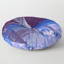 Space Dip Floor Pillow