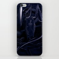 alien iPhone & iPod Skins featuring Alien by MatoSwamp