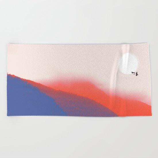 RELIEVE Beach Towel