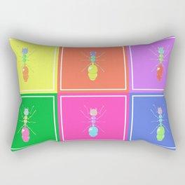 in memoriam Rectangular Pillow