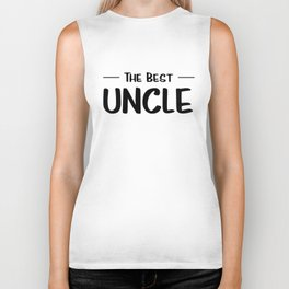 The Best Uncle Biker Tank